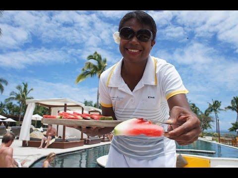 Five Star Treatment at Sofitel Fiji Resort and Spa Hotel
