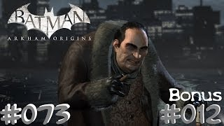 [RE2] Let´s Play Batman: Arkham Origins Folge #073 - Pinguin 2/2 | Bonus Folge #012