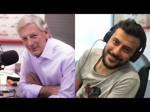 """La irónica advertencia de Longobardi a Diego Leuco: """"Entiendo que esa entrevista no está autorizada"""""""