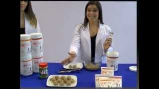 Chocolate Peanut Butter Balls (high-protein) With Unjury