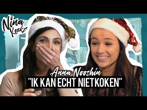ANNA NOOSHIN & NINA WARINK zetten KEUKEN op z'n KOP! | Nina Kookt - CONCENTRATE VELVET