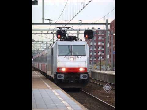 Omroep InterCity Direct Amsterdam te Breda