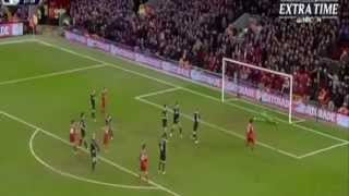 Video Gol Pertandingan Burnley vs Liverpool