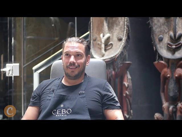 Conoce al Chef Estrella Michelin a la cabeza de Cebo | CHEF DIGITAL TV