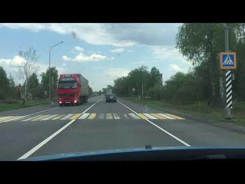 Трасса М7 Медленые Дороги Нижегородские Лысково Львово