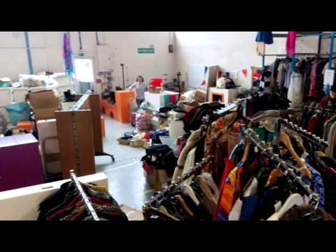 Shropshire Loves re-distributing aid ..... watch this