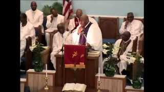"""Minister Vinnie Holmes """"Only Jesus Could have Done It!"""""""