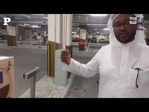 New Souq Waqif West Underground Parking - Doha Qatar