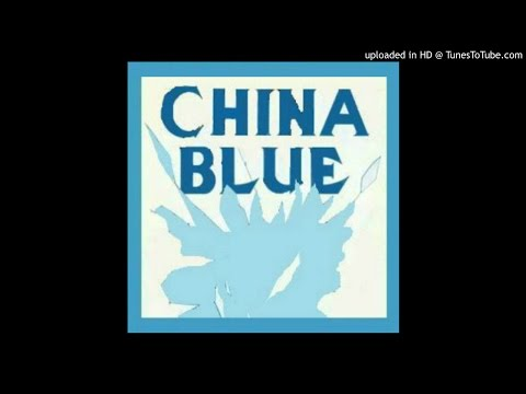 CHINA BLUE ~ Power of Love [AOR]