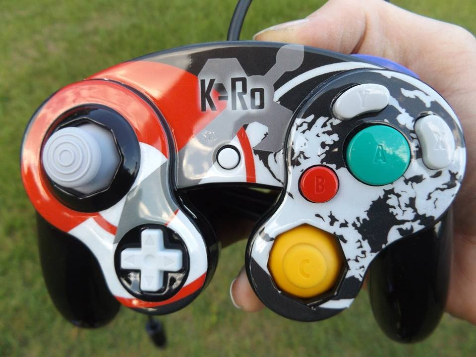 Custom Pokemon, Fire Emblem, Earthbound Gamecube Controller