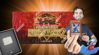 YuGiOh Retro Pack 2 Box Opening, Search for the Shining Dragon! | YouTube Play Button? #MMM