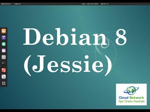 How to Install Debian 8 (Jessie) GNU/Linux on Virtual Box - 32/64-Bit