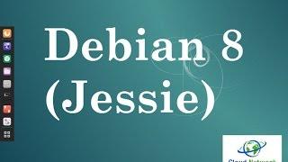 How to Install Debian Desktop GNU/Linux 8 (Jessie) 64-bit on Virtual Box