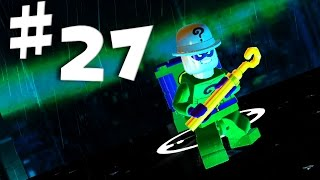 Road To Arkham Knight - Lego Batman 2 Gameplay Walkthrough - Part 27 - Riddles and Revelations