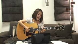 2012/9/16(日) 森恵さんのUSTREAMライブより Megumi Mori is a rising...