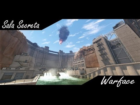 Warface - Sala Secreta Coop Africa