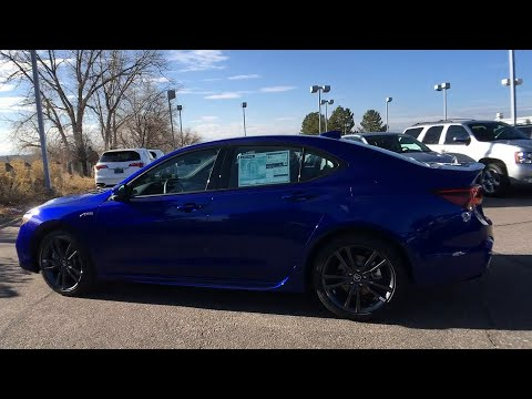 2019 Acura TLX Denver, Aurora, Centennial, Parker, Highlands Ranch, CO 19004