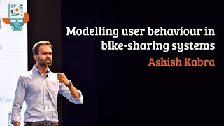 Using structural estimation methods from economics to model user behaviour in bike-sharing systems