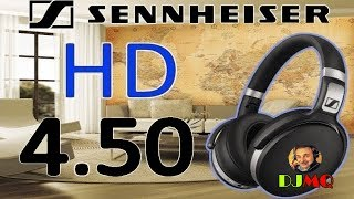 🎧CUFFIA►Sennheiser HD 4.50 / IN-SUPER-ABILE ! (recensione ITA)