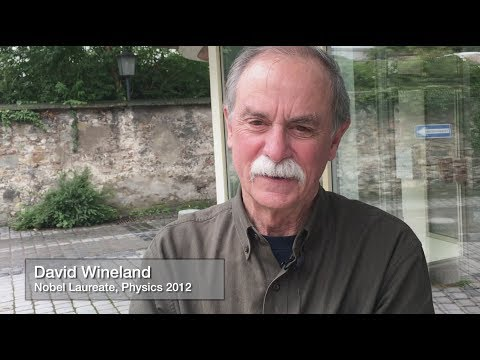 Nobel Laureate David Wineland: I'm Not Special