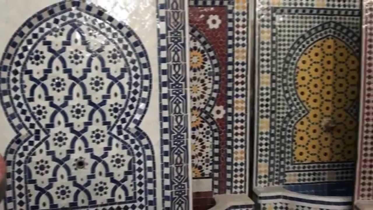 Mesa mosaico marroqui diy cmo hacer una mesa al aire for Mosaico marroqui