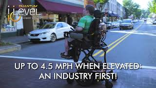 Can Your Wheelchair Do THIS?