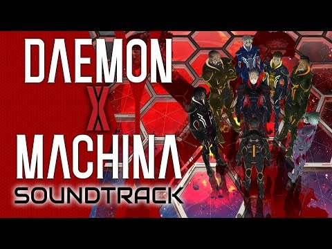 Main Theme - DAEMON X MACHINA Soundtrack