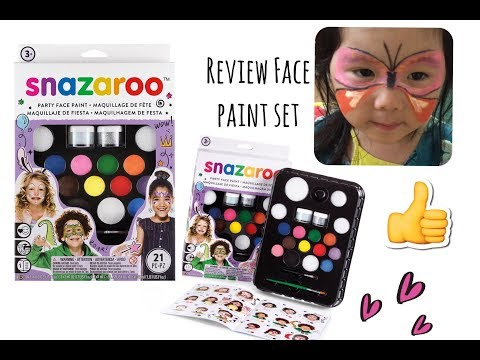 Top 10 Face Painting Kits Of 2019 Video Review