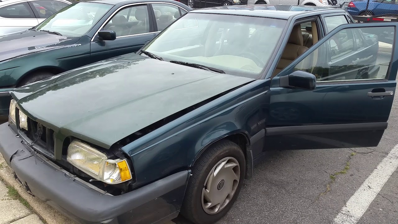 1995 volvo 850 manual engine tap knock youtube rh youtube com 1995 volvo 850 service manual pdf 95 volvo 850 owners manual