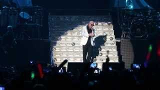 Pitbull in Miami - New Years Eve 2014 - Midnight Celebration