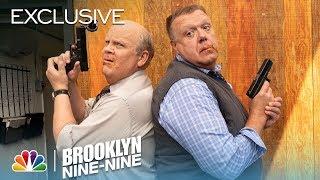 Buddy Cops: Dirk Blocker and Joel McKinnon Miller - Brooklyn Nine-Nine (Digital Exclusive)