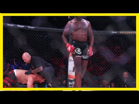 Breaking News | That crazy 2011 win over Pat Barry? Why it's not Cheick Kongo's greatest comeback