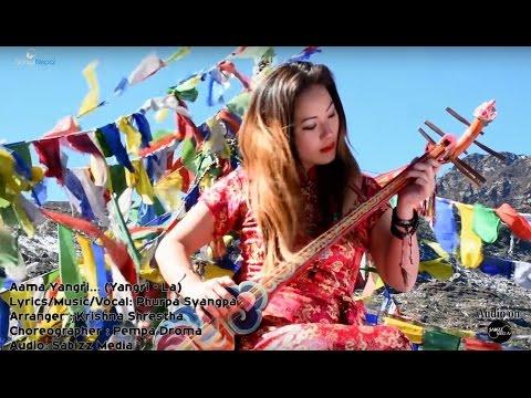 Aama Yangri - Phurpa Syangpa   New Nepali Tamang Selo (Himali Selo) Song 2017