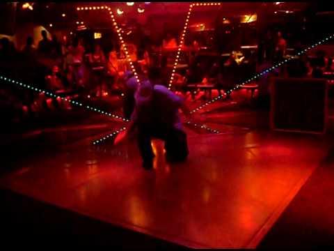 Préselect battle FINAL STEP pour le 260809 - David The Cage
