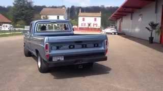 Ford F100 69  by R/T Garage