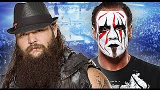 Bray Wyatt vs Sting Wrestlemania 32 Promo HD