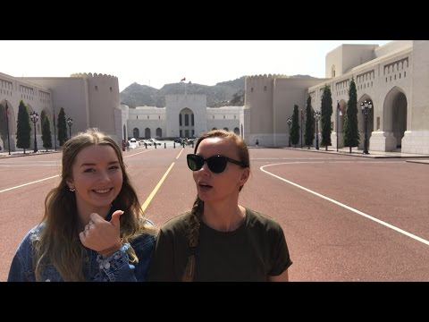 Travel vlog Muscat in Oman - Bonnie Dubois/OHIMP