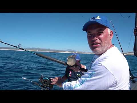 Blue Sky Cabo Fishing Dresh System