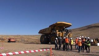 Ամուլսարի ծրագիրը ձեռք է բերում Հայաստանում «Կատերպիլար» ընկերության ամենամեծ ավտոպարկը