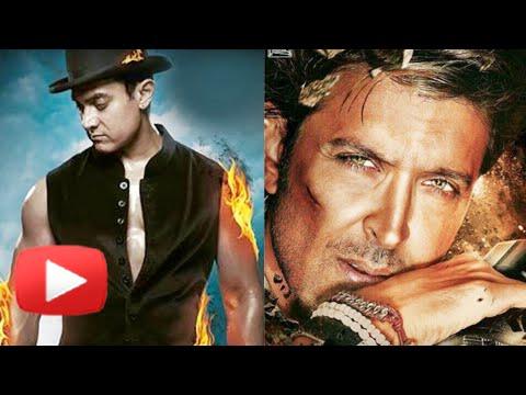 Hrithik Roshan Follows Aamir Khan | Bang Bang Vs Dhoom 3