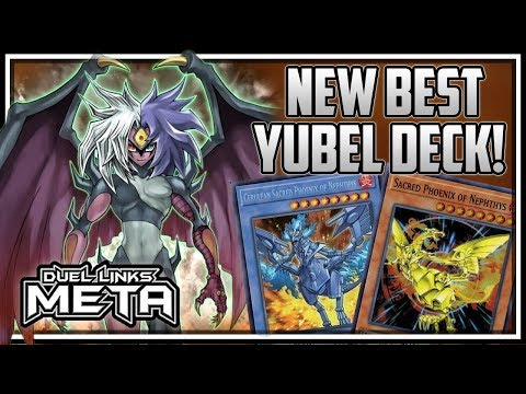NEW Best Way To Play Yubel With Nephthys! [Yu-Gi-Oh! Duel Links]