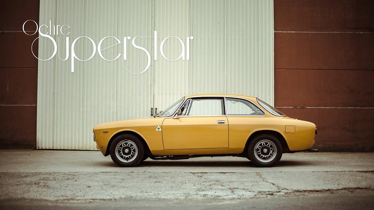 This 1968 Alfa Romeo 1300 Junior Is An Ochre Superstar Closed