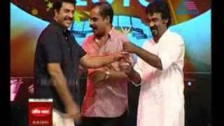 mathrubhumi kalyan silks award best actor mammootty