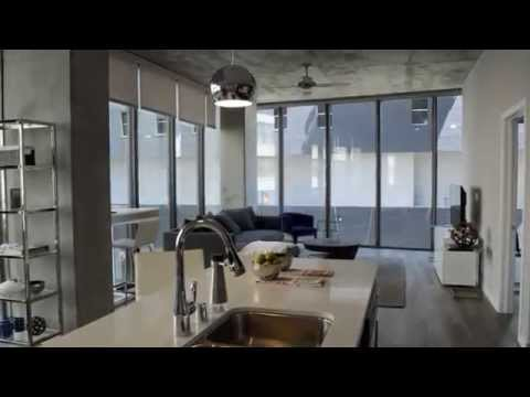 8th and Hope Apartments Tour! Downtown LA's luxury high-rise apartments!