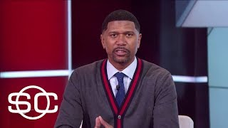 Jalen Rose says James Harden is the most unique offensive weapon in the NBA   SportsCenter   ESPN