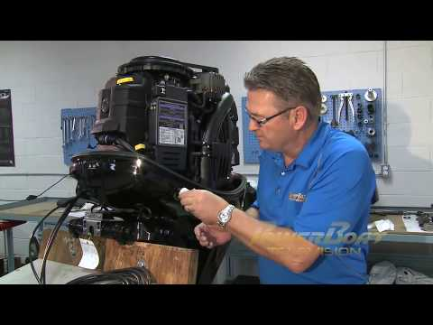 DIY My Boat: Mercury Outboard Tuneup And Maintenance