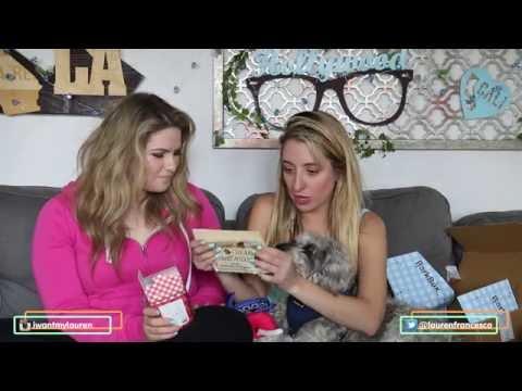 Barkbox Unboxing w/Chelsea Linder