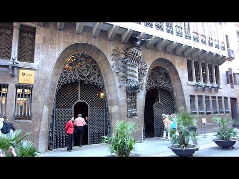 Barcelona Gaudi part1 - Palau Güell