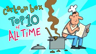 Cartoon Box TOP 10 of ALL TIME | The BEST of Cartoon Box | Hilarious Cartoon Compilation |