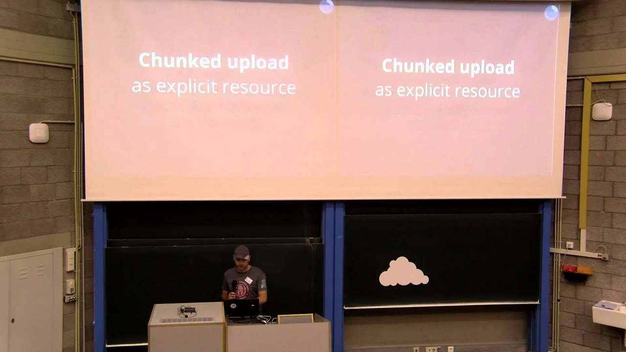 Thomas Müller - WebDAV as unified interface to ownCloud